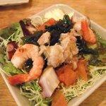 磯坊主 - 【New】坊主海鮮サラダ