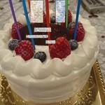 cafe&cake 風花 - ケーキ