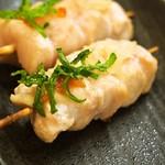 江戸前鮨と鶏 和暖 - ささみ