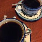 Kanda Coffee - モーニングコーヒーを二人で〜♪