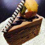 にじいろ - 生チョコケーキ