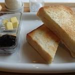 cafe 帆呂 horo - 手頃な価格で無難に美味しいモーニングだと思います‼
