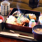 さんとれいん - 料理写真:日替りランチ