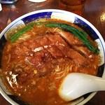 62318537 - 排骨担々麺