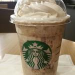 スターバックス・コーヒー - コーヒー & クリーム フラペチーノ with コーヒー クリーム スワール
