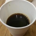 スターバックス・コーヒー - コーヒーも試飲させてもらいました