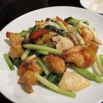 太古城 - 大正えびの野菜炒め