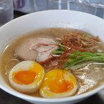 麺や 青雲志 - 特製塩らぁめん 880円