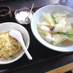 中国料理の店 ビックチャイナ - おすすめセット:980円