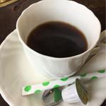焼肉なんざん - ランチのアフターコーヒー