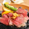蔵人厨 ねのひ - 料理写真:飛騨牛溶岩焼き