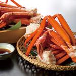 馳走三昧 - 紅ずわい蟹食べ放題