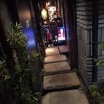 海鮮個室居酒屋 魚将 - お店の入口