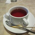 シュタインハウス - ランチの紅茶