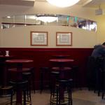 カフェ・ベローチェ - ちょっとお洒落な店内