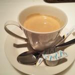 ガンボ&オイスターバー - コーヒー