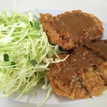 ふくや - 料理写真:トンカツ定食