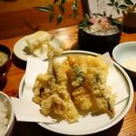 魚料理 ろっこん - 天ぷら定食