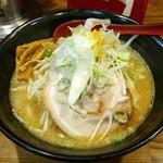 麺処 花田 - 味噌ラーメン830円
