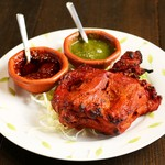 インド料理インディゴ - タンドリーチキン