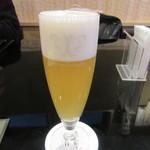 62336224 - 生ビール「白穂乃香」