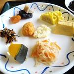 国民宿舎 通潤山荘 - 料理写真: