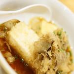 北乃家 - 揚げ出し豆腐
