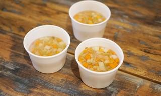 サルベロ - 野菜のコンソメスープ☆