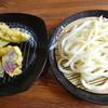 坂のうえ - 料理写真:ざるうどん・天ぷら