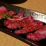 錦へんこつ - 和牛リブロース(780円)