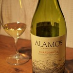 Craft WINE N - CATENA ALAMOS(カテナ・アラモス)CHARDONNAY