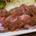 焼串にくらぼ - ローストビーフランチ