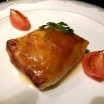 イニミニマニモ - サーモンのパイ包み焼き