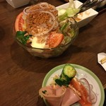 萬両 - サラダ