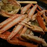 海鮮料理 鶴丸 - 松葉ガニ