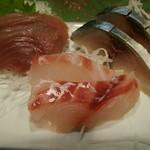 海鮮料理 鶴丸 - 刺身