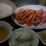 焼肉五苑 - 選べる5品ランチ
