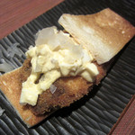 セキ ハナレ - 鯛のフィレオフィッシュサンド