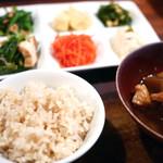 青家 - 京おばんざい薬膳定食