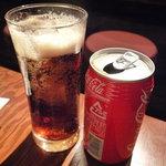 やきにく宵緒 - ☆しゅわぁわぁ~コーラで乾杯です♪☆