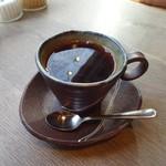 62350392 - モーニングセットのブレンドコーヒー(1)