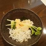 丸十寿司 - 付だし