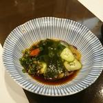 丸十寿司 - なまこ酢