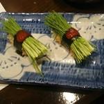 丸十寿司 - 芽ねぎ