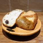 いとう - バゲット  レーズンとクルミのパン