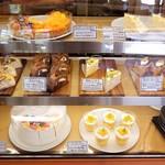 コーヒーマーケット - ショーケース