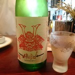 立寄処 桜子 - AKABU 純米吟醸酒 NEWBORN 赤武酒造(岩手)