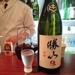 62354415 - 勝山 縁 特別純米 仙台伊澤家 勝山酒造(宮城)