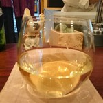 立寄処 桜子 - グラスワイン 白