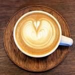 パドラーズコーヒー - ラテ